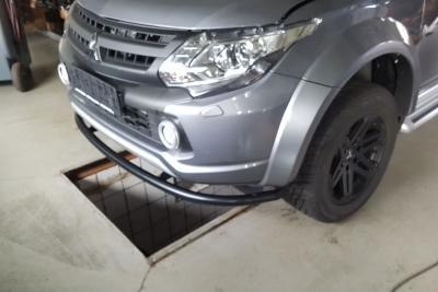 Unterfahrschutz SUV